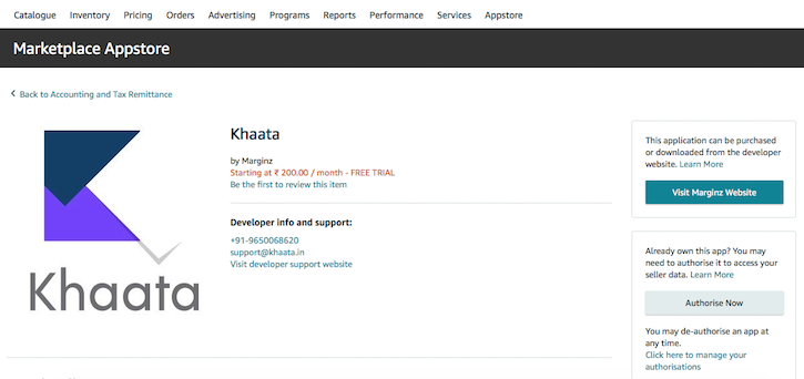 Khaata on App Store